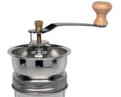 Coffee Grinder Lid for Regular Mouth Mason Jars