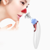 Adealink Face Pore Cleaner Blackhead Remover Facial Skin Care Cleansing Zit Acne Black Head Suction Beauty Machine