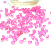 2000pcs x 4.5mm of Diamond Acrylic Table Scatters - Tabletop Confetti Crystals for Wedding, Birthday Party Decoration by Wedding Decor