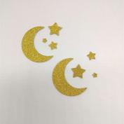 Romantic Sparkle Love Letter Hearts Confetti Wedding Party Decoration