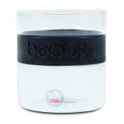 Bodum Glass Container for Bistro Burr Coffee Grinder with Black Silicone Sleeve