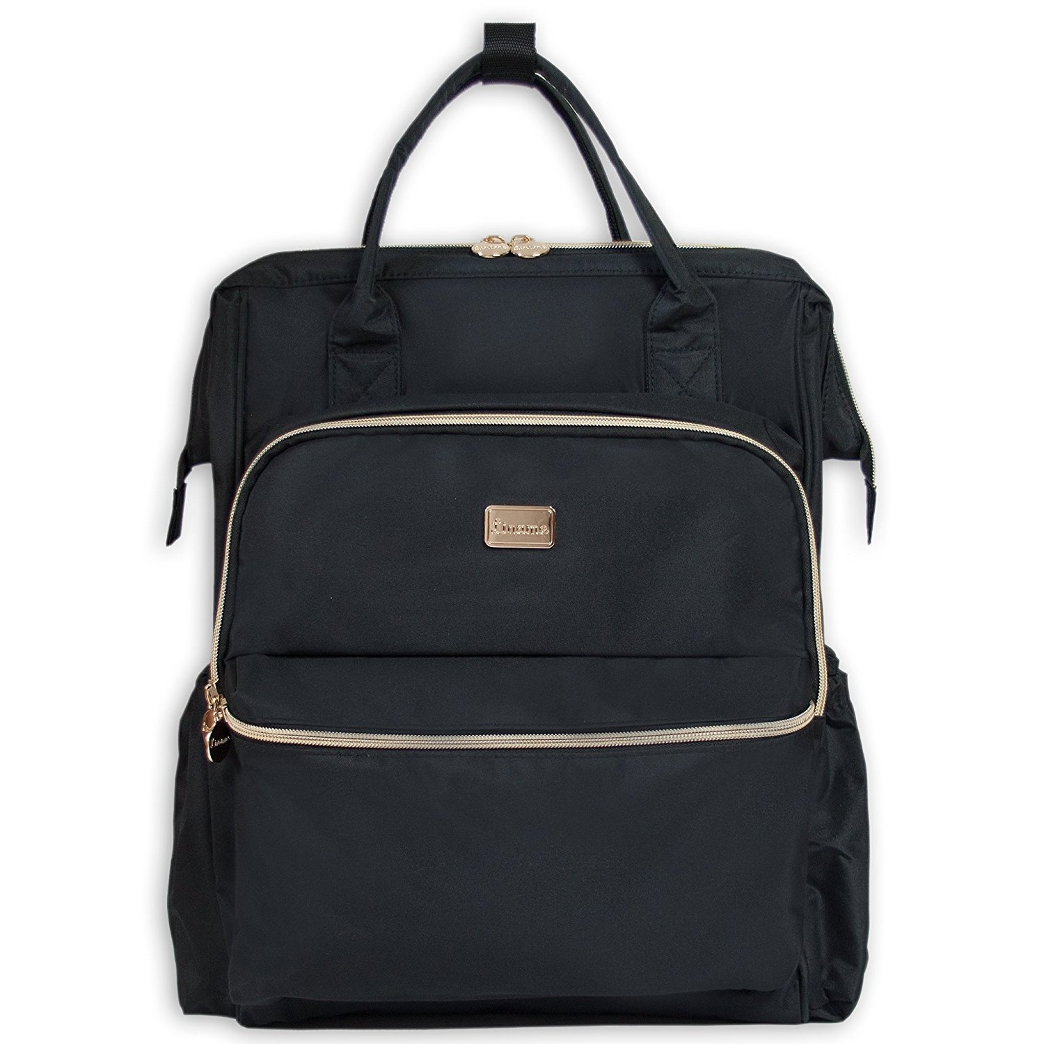 Premium Changing Bag Backpack by Liname – Extra-Wide Zip Opening ... f76278ce6e