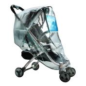 Universal Baby Stroller Weather Shield,Sunshade,Rain Cover,Breathable ,Waterproof Umbrella Stroller Wind Dust Shield Cover for Strollers