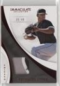 Reynaldo Lopez #35/49 (Baseball Card) 2017 Panini Immaculate Collection - Immaculate Swatches - Prime #S-RL