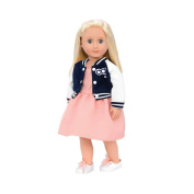 Our Generation Terry-Retro Doll Toy, 46cm