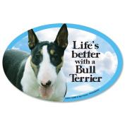 Prismatix Bull Terrier Magnet