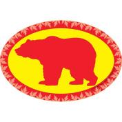 Prismatix Bear Magnet