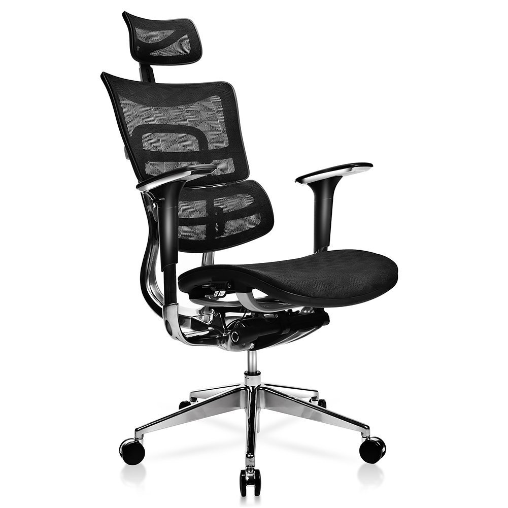 tomcare office chair ergonomic mesh office chair with adjustable