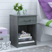 Nightstand MDF End Table Bedroom Table Furniture Multiple Colours