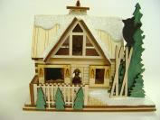 Ginger Cottages - Santa's Ski Lodge GC126
