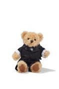 Groom Teddy Bear in Tuxedo Wedding Stuffed Animal Newlywed Sitting Plush Toys 15cm