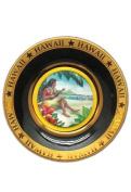 Vintage Hawai'i Souvenir Plate