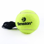 Senston Tennis Ball With String For Tennis Trainer- 2 Pack .