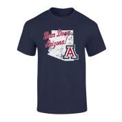 NCAA Men's T Shirt Team Vintage
