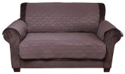Leader Accessories Dog Sofa Bed Couch Seat Cover for Pets Loveseat Slipcovers - Coffee Love Seat Sofa