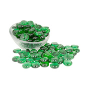 Rastogi Handicrafts Centrepieces,Glass Gems for Vase Fillers,Wedding, Decoration Pebbles 100 pcs