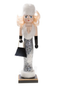 """Female Nutcracker by Clever Creations 