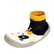 Honhui Cute Toddler Girl Boy Soft knitting Socks Shoes Floor Indoor School Sneakers (27