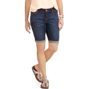 Faded Glory Women's 33cm Bermuda Shorts