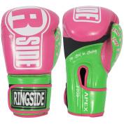 Ringside Apex IMF Tech Flash Boxing Kickboxing Muay Thai Training Gloves Sparring Punching Mitts