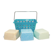 Bucket of Bath Bombs Children's Set Featuring Mega Bombs Giant Fizzy Bath Bombs with Surprise Bath Toys Inside Jumbo Extra Large Bath Bombs with Storage Organiser