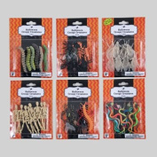 Set of 12 Packs of Creepy Creatures! Perfect for Your Next Halloween Gathering!