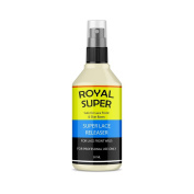 Royal Super Lace Release For Lace Front Wigs Adhesive Tape Remover Lace Wigs Toupees Remover Spray 1.5oz 50ml