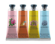 Crabtree and Evelyn Fabulous Four Hand Therapy Quad Hand Cream Collection