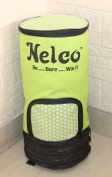 Nelco Discus throws bag kit holds 3 discus YELLOW N3DBY
