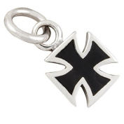 Iron Cross, small Pendant 925 Silver