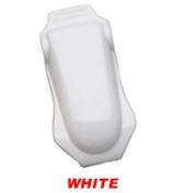 EYEWEAR Clip for Hard Hat White Colour