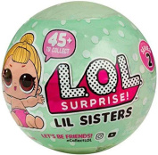 Surprise Ball Set,TigerTrading 1 Ball LiL Sister Surprise Lol Outrageous Littles Series 2 - 5 Layers