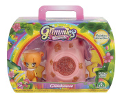 Glimmies Rainbow Friends Glimhouse Trunk with Glimmies Beaverly