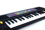 TriEcoWorld PREMIUM QUALITY Education Toy 32 Keys Multifunctional Children's Musical Digital Music Electronic Electric Karaoke Keyboard Piano Organ with Microphone