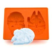 Star Wars Millennium Falcon Silicone Ice Cube Tray Chocolate Mold Kitchen Accessories