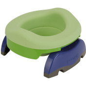 Kalencom Potette Plus Collapsible Reusable Liner For Home Use With The 2-in-1 Potette Plus Potty (sold separately)