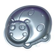 GXHUANG 25cm Ladybug Aluminium Alloy Cake Baking Mould Pan