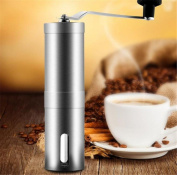 Morecome Professional Coffee Grinder Stainless Steel Portable Handheld Coffee Grinder