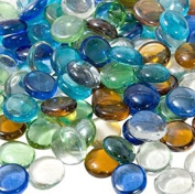 Glass Gems for Vase Accents and Crafting
