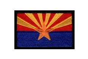 Arizona State Flag AZ tactical morale Hook Patch
