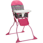 NEW Simple Fold High Chair, Choose Your Pattern