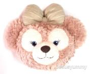 With ShellieMay sherry May face cushion cushion stuffed toy, cushion Disney souvenir bag!