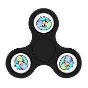 Pandazc Backflip Fidget HAND Spinner Kill Time Toy with Ultra Speed Deep Groove Bearings- Autism Toys Best Boredom Reducer Stress Toy Hand Spinner Fidget Toy for Kids & Adults