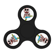Pandazc Zombies Fidget HAND Spinner Kill Time Toy with Ultra Speed Deep Groove Bearings- Autism Toys Best Boredom Reducer Stress Toy Hand Spinner Fidget Toy for Kids & Adults