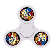 Pandazc Hedgehog Fidget HAND Spinner Kill Time Toy with Ultra Speed Deep Groove Bearings- Autism Toys Best Boredom Reducer Stress Toy Hand Spinner Fidget Toy for Kids & Adults