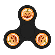 Pandazc Squash 5 Fidget HAND Spinner Kill Time Toy with Ultra Speed Deep Groove Bearings- Autism Toys Best Boredom Reducer Stress Toy Hand Spinner Fidget Toy for Kids & Adults