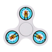 Pandazc Halloween Fidget HAND Spinner Kill Time Toy with Ultra Speed Deep Groove Bearings- Autism Toys Best Boredom Reducer Stress Toy Hand Spinner Fidget Toy for Kids & Adults