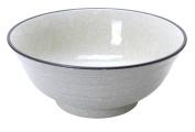 Spiceberry Home White Handformed Porcelain Bowls, 17cm x 8.3cm , Set Of Two