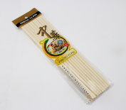 10 pairs of White Melamine resin Chopsticks Set (10 chopsticks in total) B11909-1 We Pay Your Sales Tax
