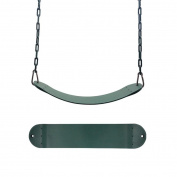 Swing Seat Accessories,SMYTShop Playground Outdoor Heavy Duty Swing Seat Replacement Hanger Kids Child Belt Hanger 300kg /660 LB Weight Limit